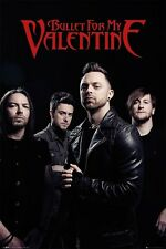 Bullet for My Valentine Band Picture BFMV Poster 61x91.5cm