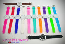 Silicone Jelly Watches Boys-Girls-Mens-Womens Unisex