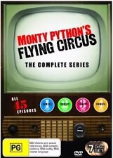 Monty Python'S Flying Circus - Complete Series - Gift Set - DVD Region 4