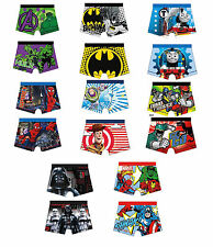 Boys Official Licensed Character Underwear   Boxers   Boxer Shorts   Pants