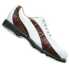 2014 FootJoy FJ Icon Wave Spikeless Golf Shoes 52283 CLOSEOUT NEW