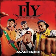 F.L.Y. Fast Life Yungstaz - JAMBOREE - USED - LIKE NEW CD - Free Shipping - 129L