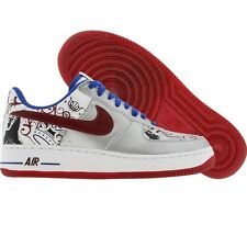 Nike Air Force 1 Low Premium LeBron James (silver / red / white)