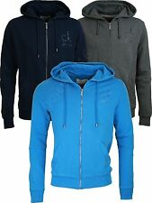 NEW MENS CALVIN KLEIN JEANS HOODY - Blue or Grey Hoodie Sweatshirt Tshirt
