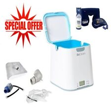 SoClean 2 CPAP Cleaner and Sanitizer w/ Adapters FREE CPAP ADAPTER