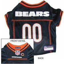 CHICAGO BEARS Dog Jersey * XS - 2XL NFL Football Team Fan Gear Pet Puppy Shirt