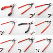 9 Styles Beading Crimping Crimper Pliers Beading Jewelry Craft Design Tools