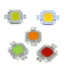 10W Super Bright High Power Bulb 9LED SMD Led Chips Bead Lamp Flood Light 5Color