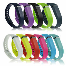 FANTASTIC L/S REPLACEMENT WRIST BAND WRISTBAND BRACELET FOR FITBIT FLEX W/ CLASP