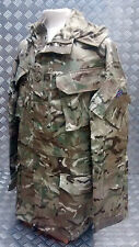 Genuine British Army MTP Multi Camo Windproof Hooded Smock - All Sizes - NEW