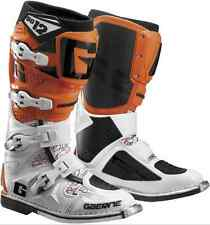 ORANGE GAERNE MENS DUAL STAGE PIVOT SYSTEM OFFROAD BOOTS DIRT MX SX BAJA 9 10 11