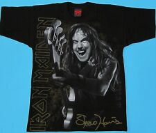 Iron Maiden - Steve Harris Special Collection T-shirt  NEW