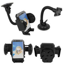 Wholesale Universal Mobile Phone Flexible Windscreen Car Mount Holder Cradle