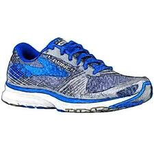 Brooks Launch 3 - Men's Running Shoes (Anthracite/Electric Blue Width:Medium)
