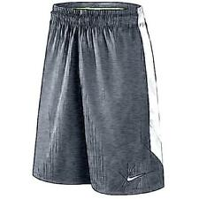 Nike Layup 2.0 Basketball Shorts - Men's (Black/White)