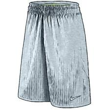 Nike Layup 2.0 Basketball Shorts - Men's (Cool Grey/White)