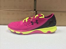 NEW WOMENS UNDER ARMOUR SPEEDFORM APOLLO SNEAKERS-RUNNING-SIZE 7,9