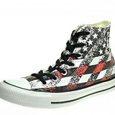 Converse Star Hi Vintage Flag Shoes Trainers Men Women Sport Sneakers All Sizes~