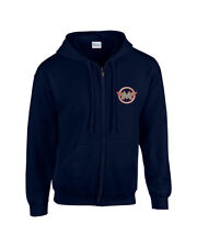 Matchless classic British motorbike logo embroidered on a quality Hoodie