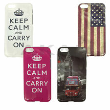 Hard Back Case Cover For iPhone 5C Various Stylish