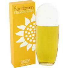 Elizabeth Arden Sunflowers Perfume ED Toilette Spray 3.3*1*1.7 oz New Sealed