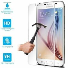 NEW Premium Tempered Glass Film Screen Protector Cover For Samsung Galaxy