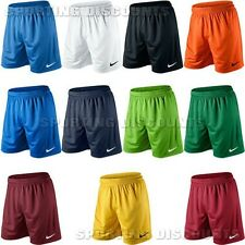 NIKE PARK II SHORT DRI FIT MENS FOOTBALL GYM RUNNING SPORT SHORTS - ALL COLOURS