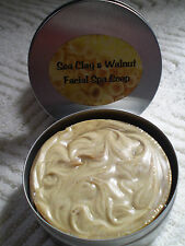 All Natural Facial Soap - Dry, Oily Or Combination Skin - Acne-Exfoliate-Soothe