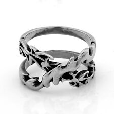 Available Size 9/10/11/12/13 New Fashion Men's Jewelry Stainless Steel Ring