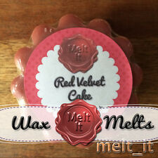 RED VELVET CAKE highly scented soy wax tarts melts for oil burner USA fragrances