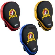 Focus Boxing Mitt Training Kick Pad for MMA Karate Combat Muay Thai Target Punch