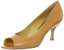 Nine West Women's Quinty Natural Leather Pump