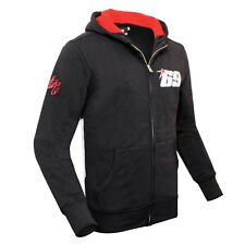 New Official Nicky Hayden 69 Black Hoodie - 12XMNHFL 2903 04