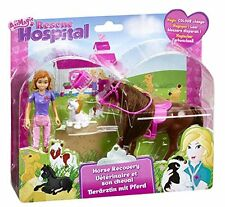 Animagic Rescue Hospital Horse Recovery Toy Game Kids Play Gift Help The Vet Ma