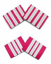 Airline Pilot Shoulder Boards / Epaulets - Aviation Uniform - Aviator  Hot Pink