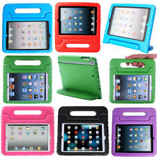 New Kids Shockproof Foam Handle Cover Stand Case For iPad 2 3 4 5 Mini Air & Pro
