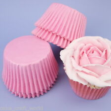 Cupcake Cases in Pink