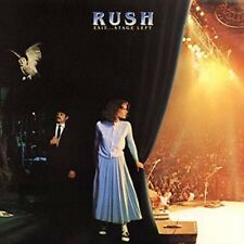 Exit Stage Left - Rush New & Sealed LP Free Shipping