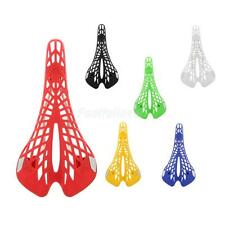 Ultralight Bicycle Seat Mountain Bike Saddle Racing Road Cycling Cobweb Cushion