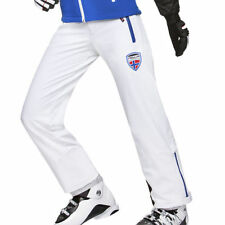 Ski pants HELENS white, Snowboard pants, Ladies, Ski, white (T230)