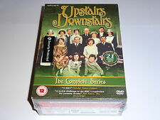 Upstairs Downstairs - The Complete Collection: Series 1 2 3 4 & 5 - NEW DVD SET