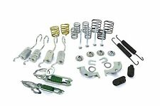 Jeep Small Brake Drum Parts Replacement Kit for Dana 35 Axle for TJ YJ XJ