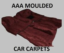 MOULDED CAR CARPET - FRONT & REAR - FORD FALCON AU UTE 1998-2002