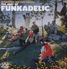 Standing on the Verge - Funkadelic New & Sealed LP Free Shipping