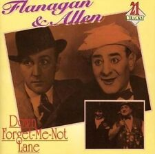 Down Forget Me Not Lane - And Allen Flanagan New & Sealed Compact Disc Free Ship
