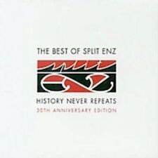 Best of Split Enz - Enz Split New & Sealed Compact Disc Free Shipping