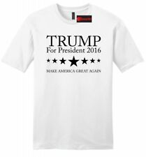 Trump For President 2016 Mens Soft T Shirt Republican Vote Election Tee Z2