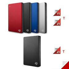 "Seagate Backup Plus Portable USB 3.0 2.5"" 1TB 2TB 4TB External Hard Drive C5F7"