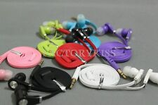 3.5mm Earphone Headset Headphone for Mobile Phone iPhone MP3 MP4 Tablet PC 7FS