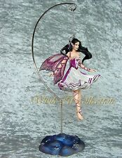 "Nene Thomas ""Violet Melody"" Fairy Figurine Ornament Retired 2006"